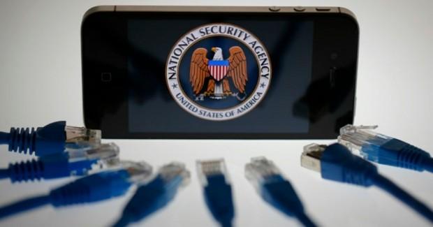 NSA spionerar på oss