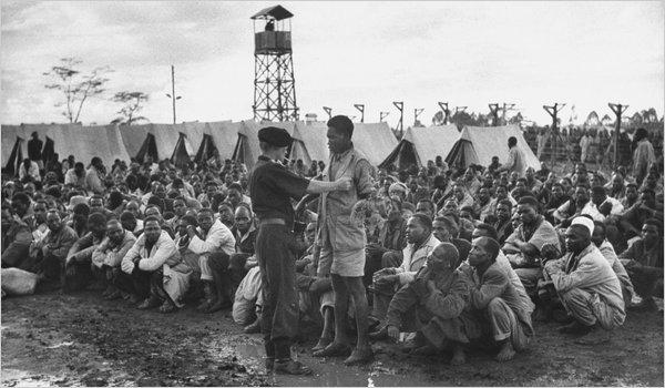 Brittiskt koncentrationsläger