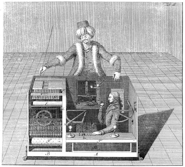 The Mechanical Turk