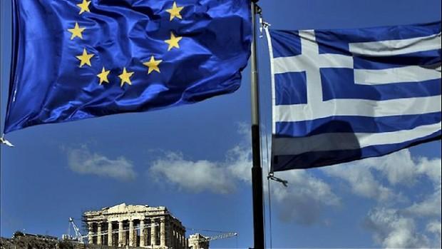 Grekland EU