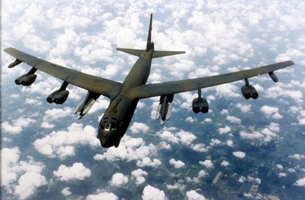 B-52 bombflygplan