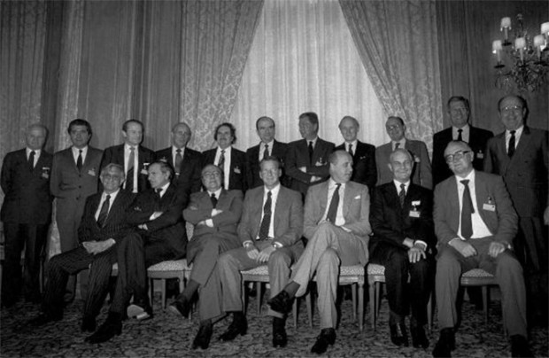 European Round Table bildades 1983